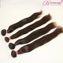 Homeage factory price human hair worldwide on sale 100% virgin honey blonde brazilian hair weave