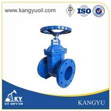 Top selling product BS5163 cast iron Rising Stem Metal Seated Gate Valve