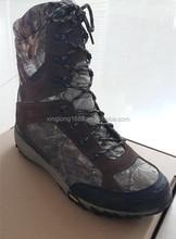 2015 geniune leather sample color best hiking shoes for men