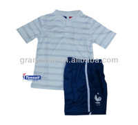 France home world cup jersey 2014 kids football jersey, soccer jersey shirts for youth people