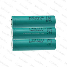 Wholesale E-cigarette Battery 3.7V INR18650-15Q 18650 Samsung 1500mah Lithium ion Battery