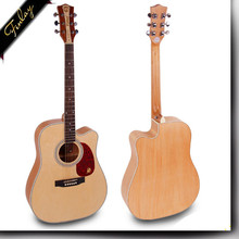 Finlay -chinese brand musical instrument unique acoustic guitars price FD-1616C