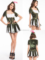 Robin Hood Ladies Medieval Fancy Dress Book Character Adult Womens Costume