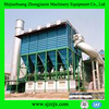 Exhaust Gas Dust Extraction System