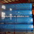 Luz de acero estructura de marco de metal edificios/de suspensión