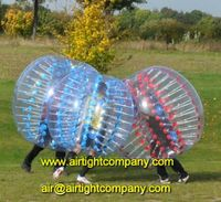 KNOCKER BALL, FOOTBALL BUBBLE BALLS A1083