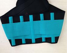 2015 aofeite adjustable neoprene elastic back braces for lower back pain men women