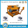 FL6-30 Mobile Concrete Hollow Block Making Machine