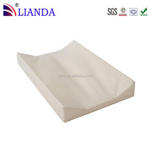 Healthy and resuable memory foam baby changing pad