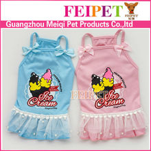 summer new design 5 size dog clothes for pitbull pet products wholesale
