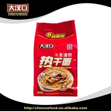 Low carb healthy organic air dried noodle