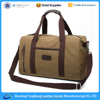Fashion multi-function Canvas men's travel bags men handbag/shoulder bag luggage Bag for outdoor