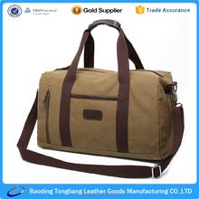 Fashion multi-function Canvas men's travel bags men handbag/shoulder bag luggage Bag for outdoor