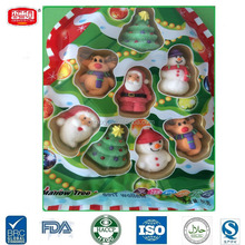 Best Gift for Christmas Beautiful Christmas Tree Soft Fruit Jelly Candy