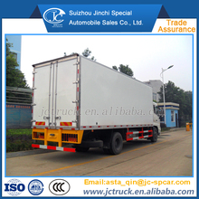 Diesel Engine Type right hand drive vehicle freezer factory price