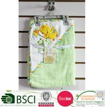 Cotton Soft Boy Girl Kids Hooded Towel