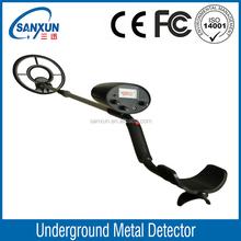 profondo terra metal detector rivelatore di diamante in sotterraneo