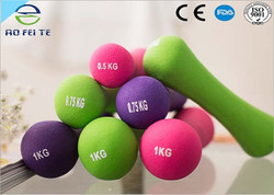 Home Fitness Exercise Ladies Gallant Hand Weights Dumbbells Set