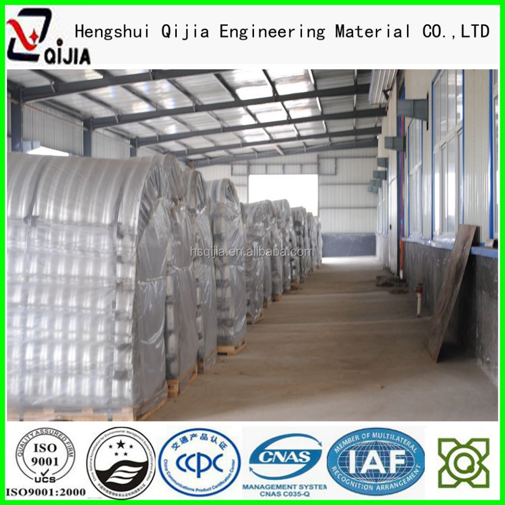 Zinc Plate Corrugated Steel Culvertcorrugated Steel