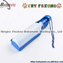BMP0047 Ningbo BABYMATE 500ML Joyshaker Portable Pet Water Bottle Dispenser, Foldable Dog Travel Water Bottle