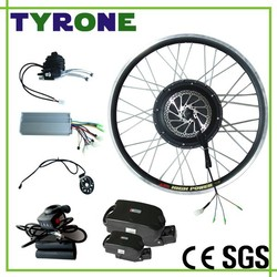 24V 500W Front/ Rear Wheel Electric Bicycle Kit with Low Price and High Quality