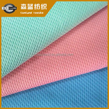 100% polyester dry fit mesh fabric for sportswear