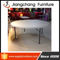 Catering Table Designs& Folding Plastic Round Table JC-T184