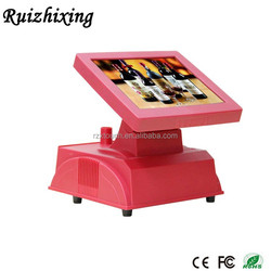 Factory supply Best selling handheld android pos terminal with printer