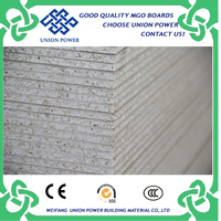 Good Heat and Sound Insulation Magnesium Oxide Panels Made in China