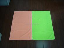 Hot-sale Plain Dyed Microfiber Towel