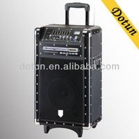 80w active portable sound box