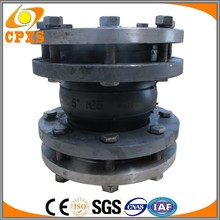 Factory Cheap Price DIN Standard PN16 Rubber Expansion Joint With Flange