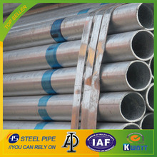 China pre galvanized seamless steel pipe manufacturer
