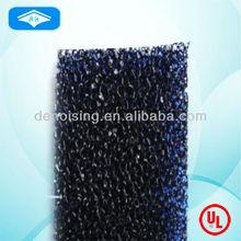 Aquarium using aquatic filter foam