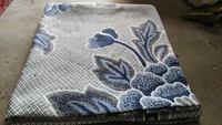 China supplier Hot sale bedspread thread blanket