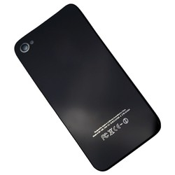 Back cover frame for iphone 4 Back glass cover for iphone 4G