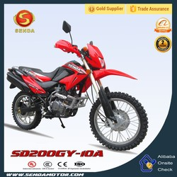 Best-selling 200cc dirt bike NXR BROS motorcycle