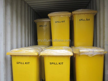 Oil spill absorbing kits from zhejiang