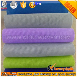 Low Cost 100%pp raw material spunbond non woven Fabric