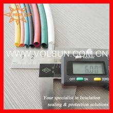 Polyolefin material heat shrinkable sleeves