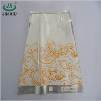 China OEM special design food grade self-adhesive plastic packaging bag
