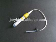 CE approved gel & activator tube factory
