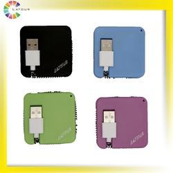 Portable power bank 1000mah mobile phone battery pack usb battery charging