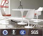 Modern sarinen cadeira tulipa b201/deyou foshan móveis