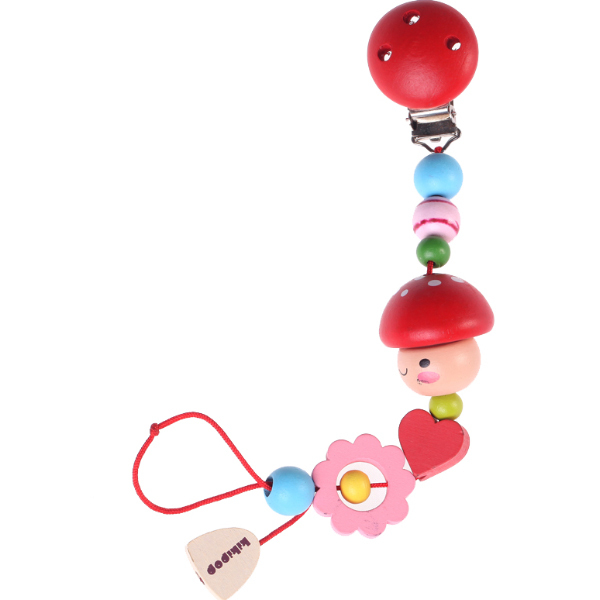 Free shipping gutta-percha anti Chain Baby  /Color cartoon young girl pacifier clip pacifier chain Baby toys