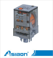Asiaon 8pin 60.2 general purpose industrial electrical 110v relays