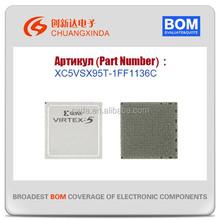 XC5VSX95T-1FF1136C Field Programmable Gate Array(FPGA) IC price
