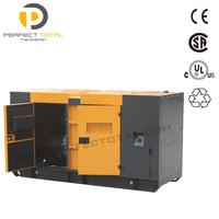125kva Silent Diesel Generator Set with CUMMINS Engine