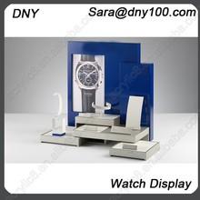 Acrylic Luxury Watch Window Display for Store