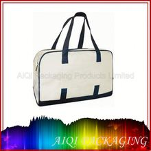 Various new design custom canvas bags with zipper& canvas,pp woven bag
